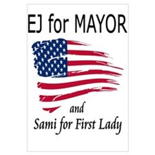 EJ Mayor/Sami 1st Lady (trans