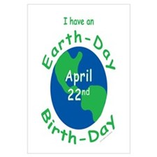 Earth Day Birthday