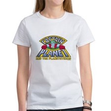 Captain Planet Logo Tee