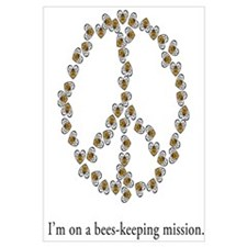 I'm on a bees-keeping mission