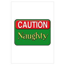 Caution: Naughty