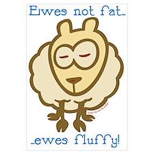Ewes fluffy