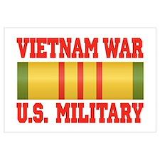 Vietnam War Service Ribbon