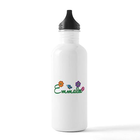Emmalee Flowers Stainless Water Bottle 1.0L