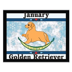 Golden Retriever Calendar Dog Posters