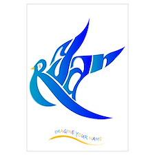 Ryan blue bird
