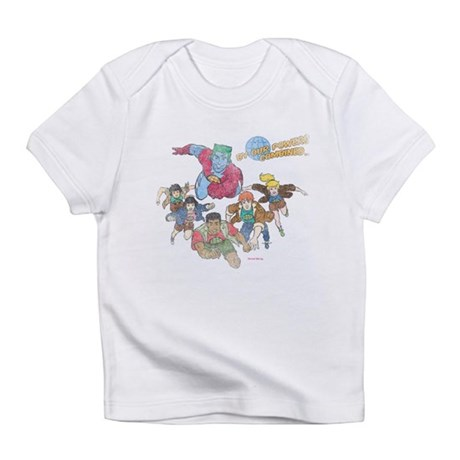 By Our Powers Combined Infant T-Shirt