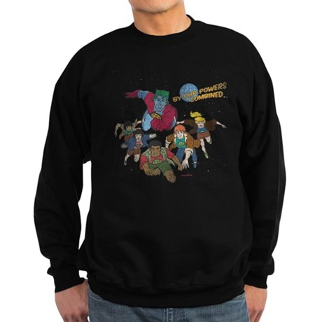 By Our Powers Combined Dark Sweatshirt