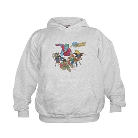 By Our Powers Combined Kids Hoodie