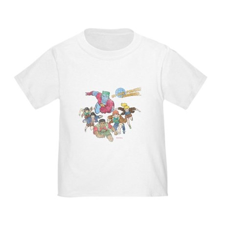 By Our Powers Combined Toddler T-Shirt