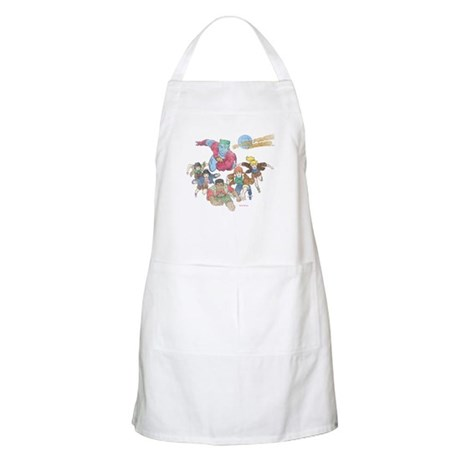 By Our Powers Combined Apron