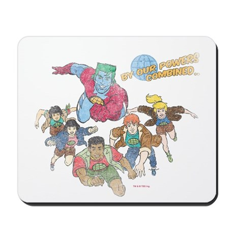 By Our Powers Combined Mousepad