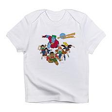 Captain Planet Powers Infant T-Shirt