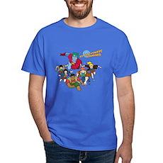 Captain Planet Powers T-Shirt