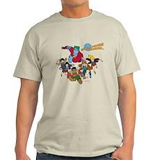 Captain Planet Powers Light T-Shirt