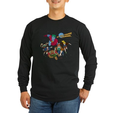 Captain Planet Powers Long Sleeve T-Shirt