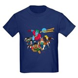 Captain Planet Powers T