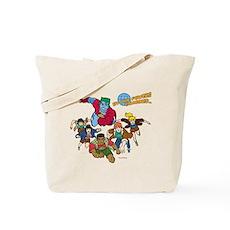 Captain Planet Powers Tote Bag