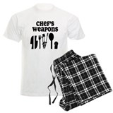 Chef's Weapons pajamas