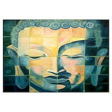 Tiled Buddha
