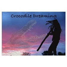 Crocodile Dreaming