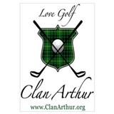 Clan Arthur - Love Golf
