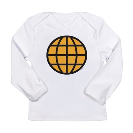 Captain Planet Long Sleeve Infant T-Shirt