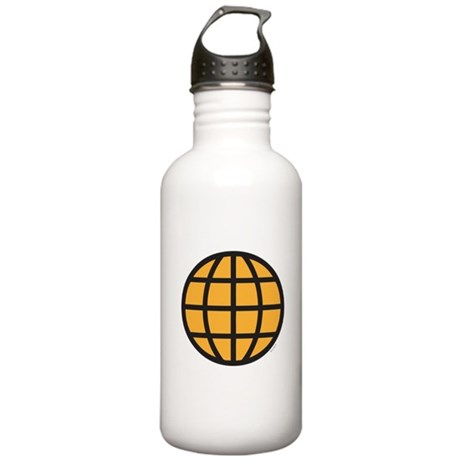 Captain Planet Stainless Water Bottle 1 Liter