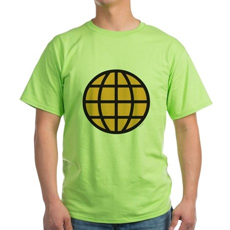 Captain Planet Green T-Shirt