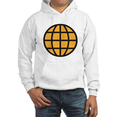 Captain Planet Hooded Sweatshirt