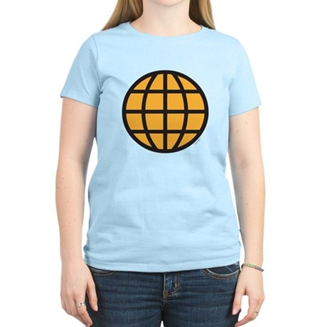 Captain Planet Womens Light T-Shirt
