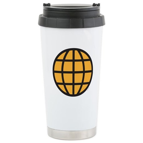 Captain Planet Ceramic Travel Mug