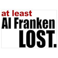 Al Franken Lost