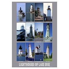 Lighthouses of Lake Erie