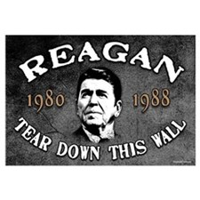 Reagan Tear Down This Wall