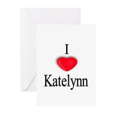 Katelynn Greeting Cards (Pk of 10)