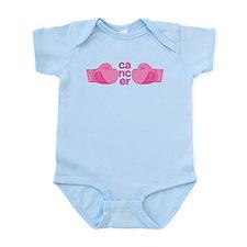 Punch Cancer Infant Bodysuit