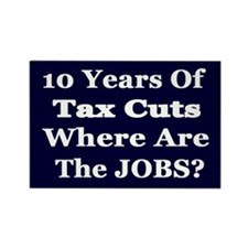 Where Are The Jobs?? Rectangle Magnet (10 pack)