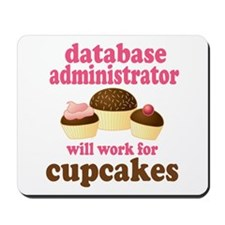 Funny Database Administrator Mousepad