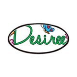 Desiree Flowers Patches