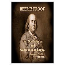 Ben on Beer