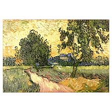 Van Gogh Castle of Auvers