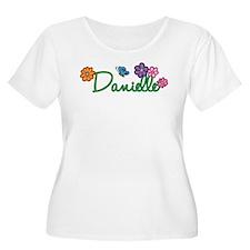 Danielle Flowers T-Shirt