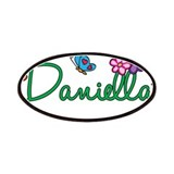 Daniella Flowers Patches