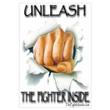 Unleash The Fighter Inside