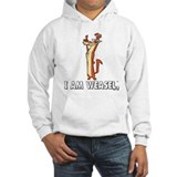 I Really Am Weasel! Hoodie