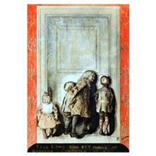 Cute Carl larsson Wall Art