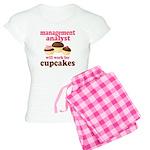 Funny Management Analyst Women's Light Pajamas