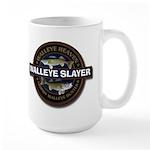 Large Walleye Slayer Mug