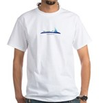 Pirate Code White T-Shirt